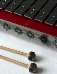 Metallophone, Detail
