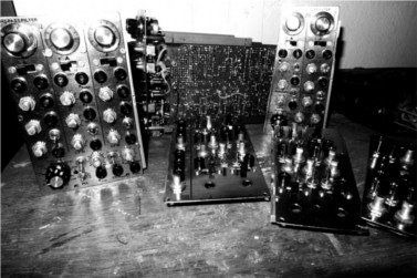 Percussionist 1 Modules before Mounting