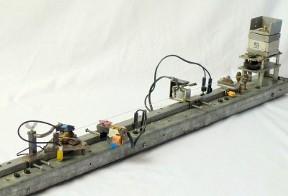 Monochord Side View