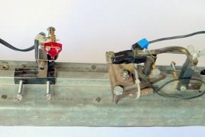 Monochord Plucker and Pickup