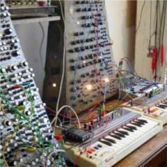 Bontempi Working Situation with Emulgator and Percussionist 1
