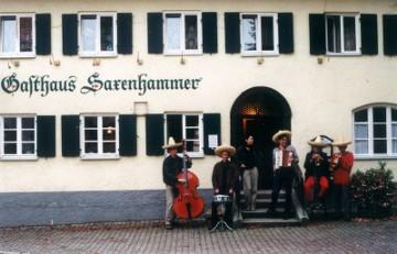 Kleine Kapelle Saxenhammer
