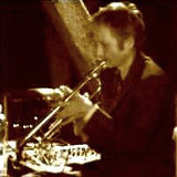 Christian Guenther playing Trumpet