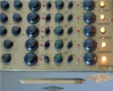Universalansteuerung, controls