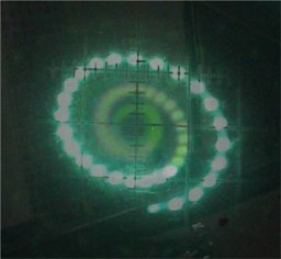 Oscilloscope Mandala